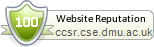 ccsr.cse.dmu.ac.uk
