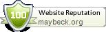 maybeck.org